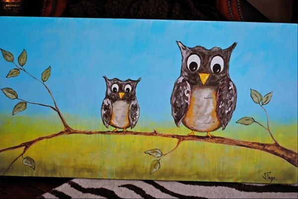 Owls for Emerson